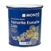 Esmalte blanco directo óxido 4 litros