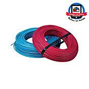 Alambre #8 100 metros rojo Conectores y Cables