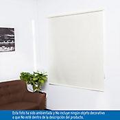 Blackout Enrollable 160x180 cm Marfil