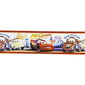 Cenefa infantil cars 5 metros