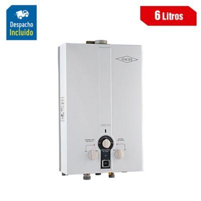 Calentadores de Agua Gas Calentador Paso Gas Natural