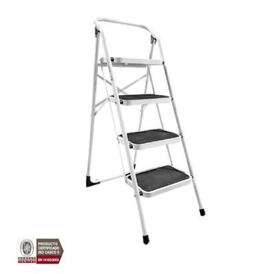 Silla escalera de 4 pelda os dom stica for Escalera plegable homecenter