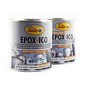 Epóxico blanco 2 componentes catalizador y pintura