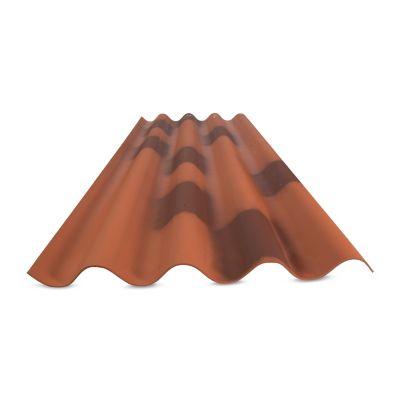 Teja barroca 8 perfil 10 - Rejillas de barro ...