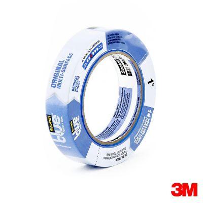 Cinta de enmascarar scoth blue tape 2090 24 mmx 55 3m for Cinta de enmascarar