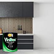 Viniltex blanco baños y cocina satina 1 galón