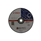 Disco abrasivo desbaste metal 9 pulgadas (22,8 cm ancho) x 1/4 pulgada (0,63 cm espesor) 2608600228