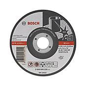 Disco abrasivo corte acero 4 1/2 x 3/32 pulgadas 2608602220