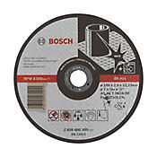 Disco abrasivo corte acero 7 pulgadas x 2 mm 2608600095