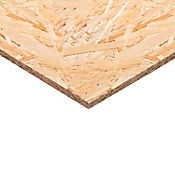 Tablero 9,5 mm 122 x 244 cm piso techo osbplus 630k/m3