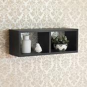 Repisa Living 50 x 16 cm Wengue