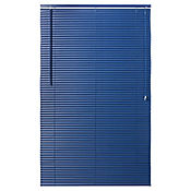 Persiana PVC 160x165 cm Azul Marino