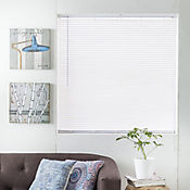 Persiana PVC 160x165 cm Blanca