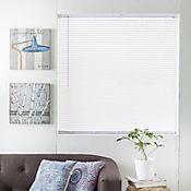 Persiana PVC 80x165 cm Blanca
