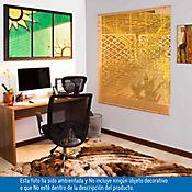 Persiana PVC 160x165 cm Trigo