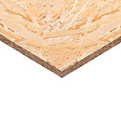 Tablero 11,1 mm 122 x 244 cm piso techo osb 630k/m3
