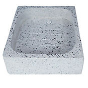 Lavadero granito sencillo 50 x 50 cm