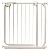 Puerta Seguridad en Acero Beige