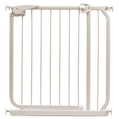 Puerta seguridad de 65 x 70 cm a 86 cm beige puertas para - Puertas de seguridad ninos ...
