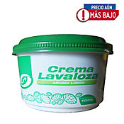 Lavaloza En Crema Limón 1000 gr