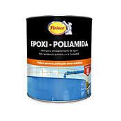 Pintura epoxica poliamida gris 1 galón