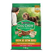Dog Chow Adulto Razas Pequeñas 8 kg