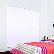 Blackout Enrollable 180x180 cm Blanco