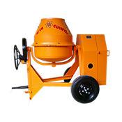 Mezcladora 360 Lt Cap. Trabajo 290 Lt M/Diesel Komax 7Hp