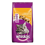 Whiskas Adultos Pollo y Leche 1.5 kg