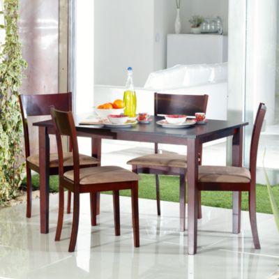 Muebles muebles de comedor juegos de comedor for Comedores homecenter