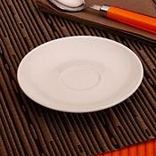 Plato 12 cm  blanco