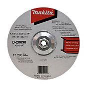 Disco abrasivo para corte de metal 4 1/2 pulgada x 3/32 pulgada D20890