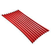 Teja roja 2 x 0,95 metros 1,9m2
