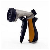 Pistola metálica regula presión ergonómica con 7 salidas