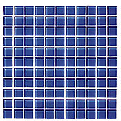 Cristanac Cerámico Cristal 29.4x29.4 cm Azul Cobao