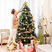 Árbol Navidad 2.1 mt Brunswick Dear Santa