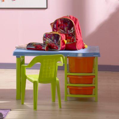 Rimax Escritorio Pl Stico Infantil Verde Naranja Muebles Hct # Muebles Rimax Bucaramanga