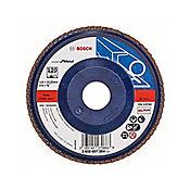 Disco flap 4 1/2 pulgadas grano 120 bluemetal/plástico 2608607364