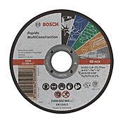 Disco abrasivo multiconstrucción 4-1/2 x 0 pulgada 2608602384