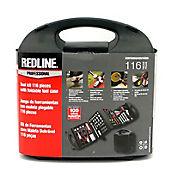 Set de herramientas para el hogar 116 piezas TC420-3