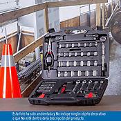 Set de herramientas para el hogar 107 piezas  TC554