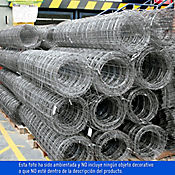 Malla d-84 15 x 15 cm 94,05 kilos rollo 2,35 x 30 metros 4 mm