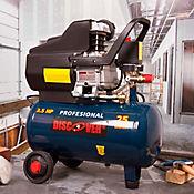 Compresor 25 litros 3,5 hp JN 34