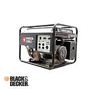 Generador A Gasolina 6.5Kw 110/220V 25 Litros Pr Ref PCI5000