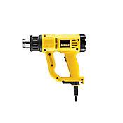 Pistola De Calor 1550W 50-600C 2Boquillas  Ref D26411