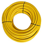 Manguera 1 metro 3/8 gn t2 amarillo