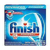 Detergente Lavavajillas Tableta 2 En1 294 gr