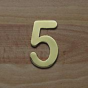 Número Dorado # 5