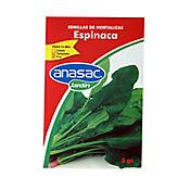 Semilla espinaca 3 gramos