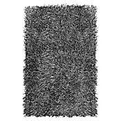 Tapete Shaggy Viscosa Mix 120x170 cm Gris